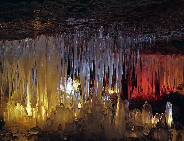 Jeskyně víl - Národní park České Švýcarsko