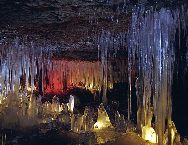 Jeskyně víl, Národní park České Švýcarsko