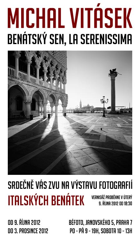 Michal Vitásek - Benátský sen